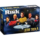 USAopoly Risk Star Trek 50th Anniversary Edition Board Game (Color: Multi-colored)