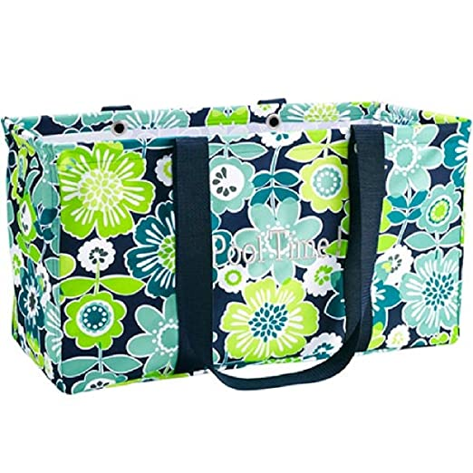Thirty One Large Utility Tote Beach Bag