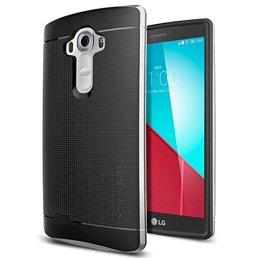 METALLIZED BUTTONS case for LG G4