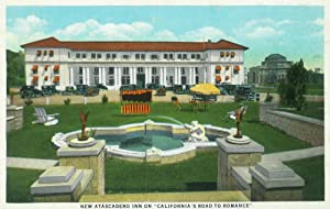 New Atascadero Inn travel poster