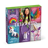 Ann Williams Group Craft-tastic I Love Unicorns Kit - Craft Kit Makes 6 Different Unicorn Themed Craft Projects