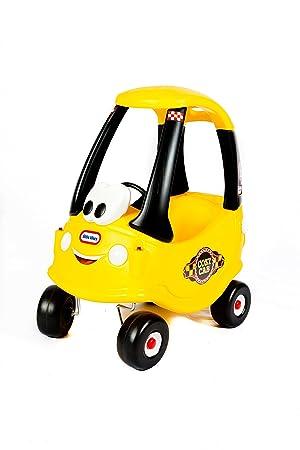 Little Tikes - 172175E3 - Porteur - Cozy Coupe Taxi