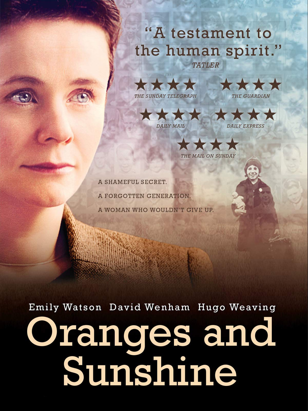 Oranges And Sunshine on Amazon Prime Video UK