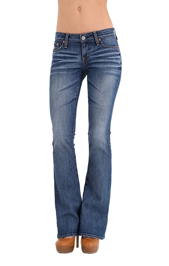 Big Star Women's Remy Low Rise Bootcut Jean in 10 Year Journey 10 Year Journey Jeans 25