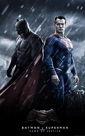 Superman vs Batman 2015 poster 40 inch x 24