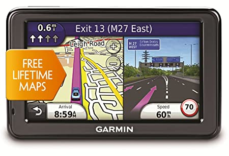 GARMIN NUVI 2415LM SAT NAV 010-01001-57