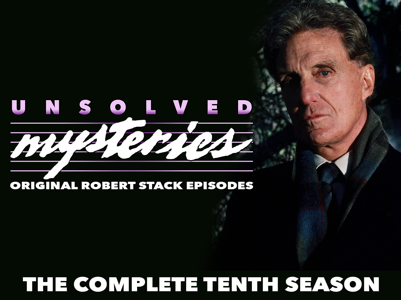 Unsolved Mysteries: Original Robert Stack Episodes - Season 10