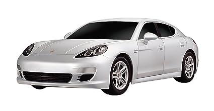 Jamara - 404408 - Maquette - Voiture - Porsche Panamera - Argent - 5 Pièces