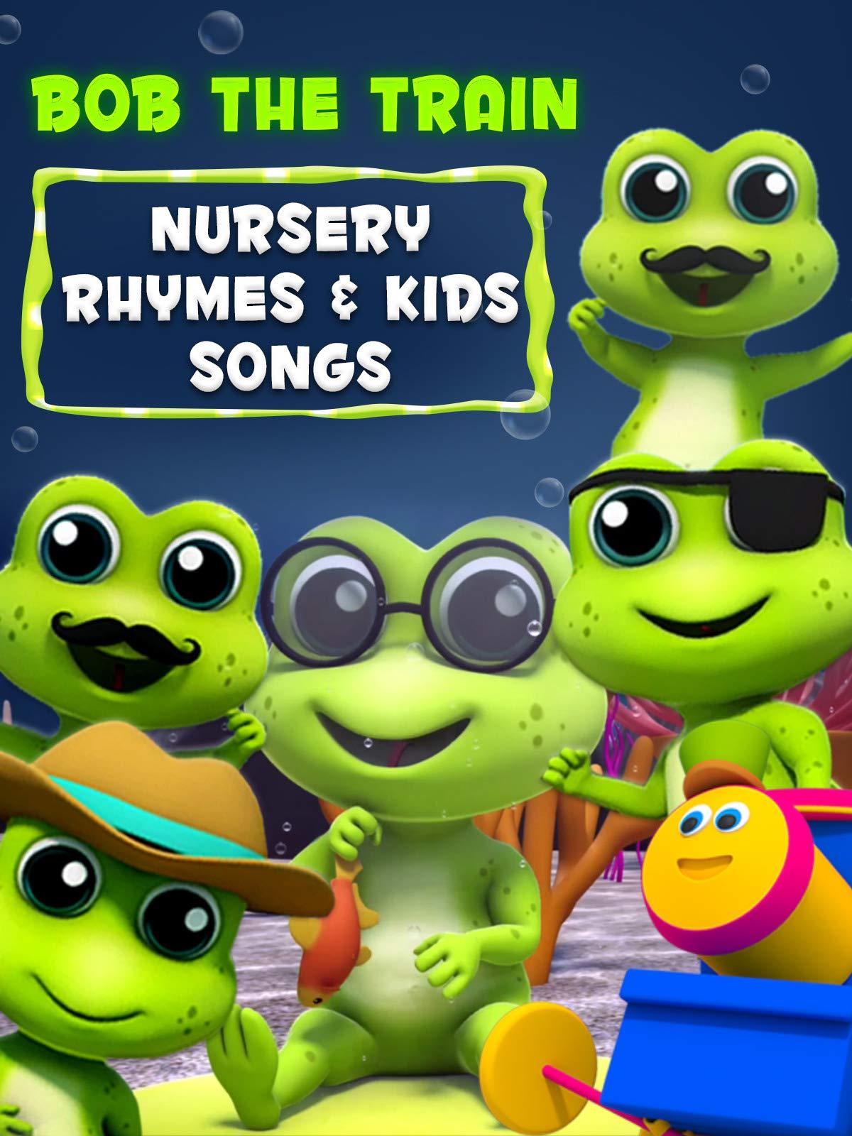 Nursery Rhymes & Kids Songs - Bob The Train