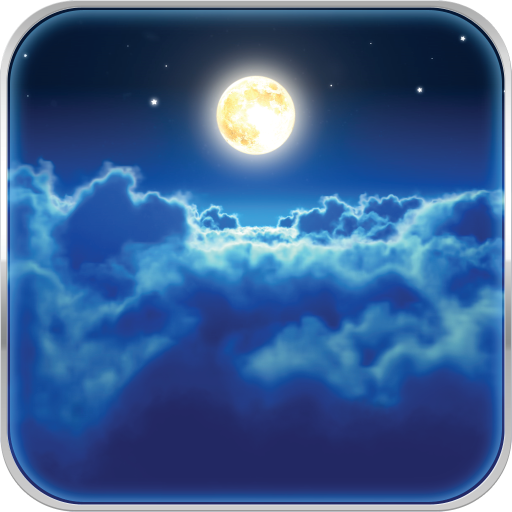 Moonlight Night: Rest, Relax, Unwind