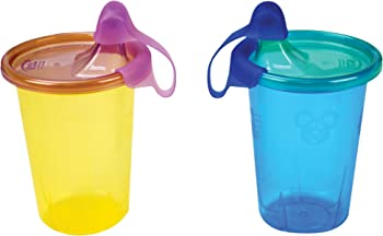 4-Pk. The First Years Take & Toss Sippy Cups