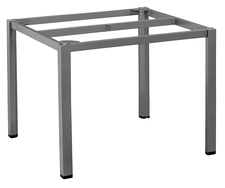 KETTLER Advantage Esstische Cubic-Tischgestell 95 x 95 cm, schwarz jetzt kaufen