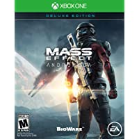 Mass Effect: Andromeda Deluxe Edition for Xbox One or PS4