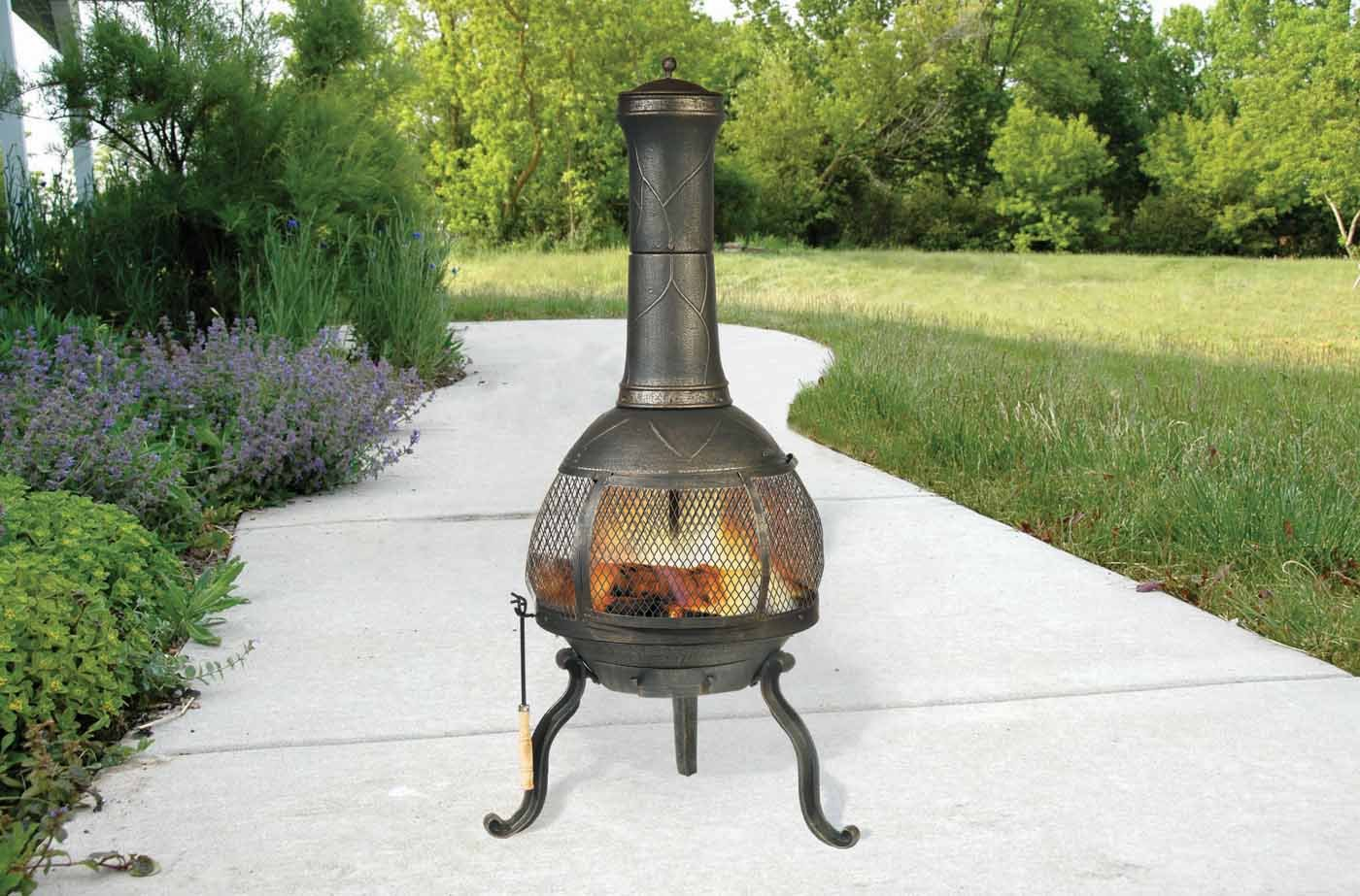 Fire pit regulations in Baltimore? : baltimore
