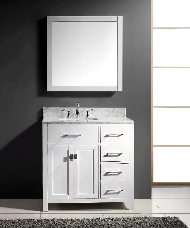 Amazon.com: Ariel Bath SCMAY36SWH by SeaCliff Designs Bathroom ...