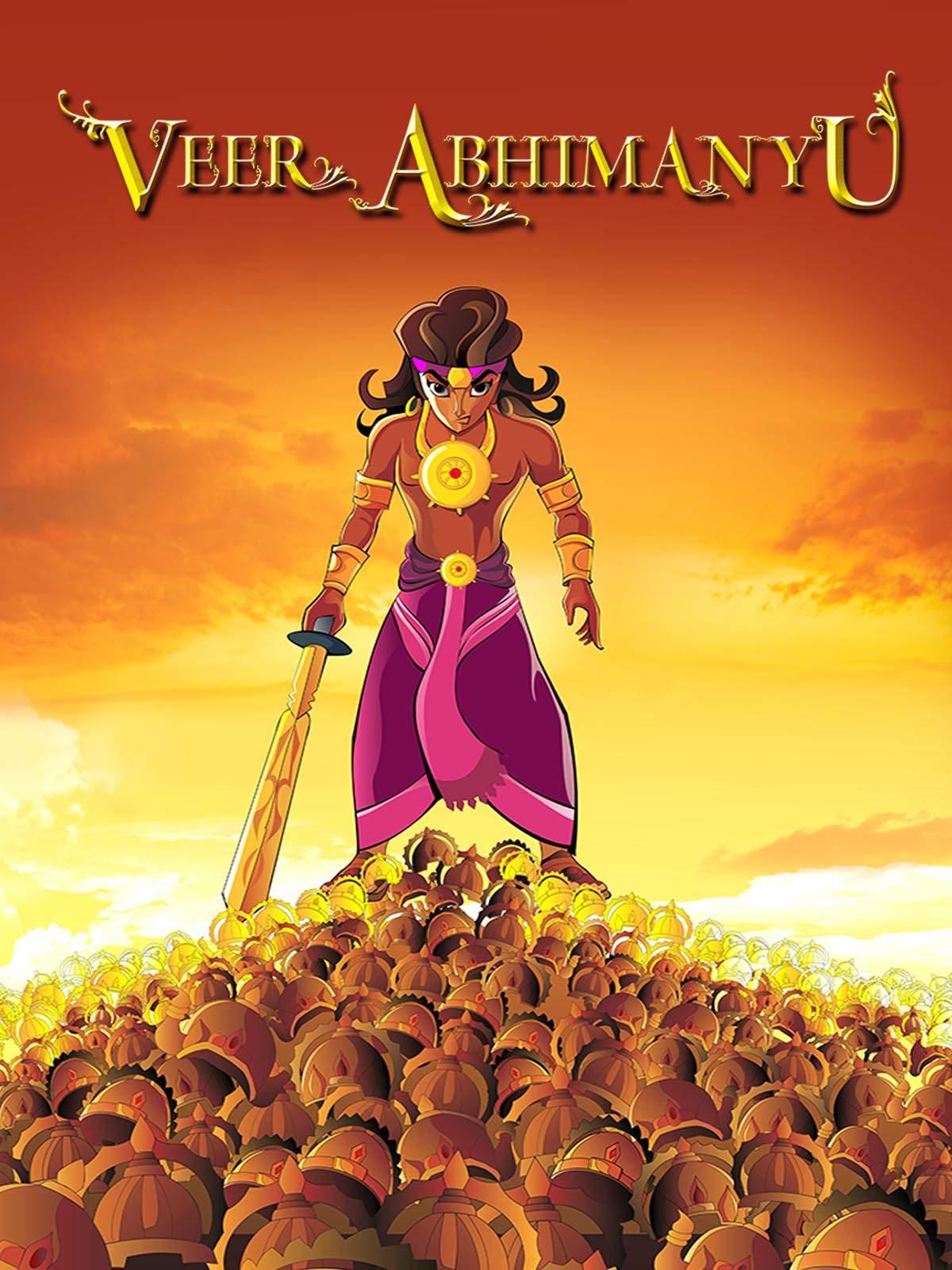 Veer Abhimanyu on Amazon Prime Video UK