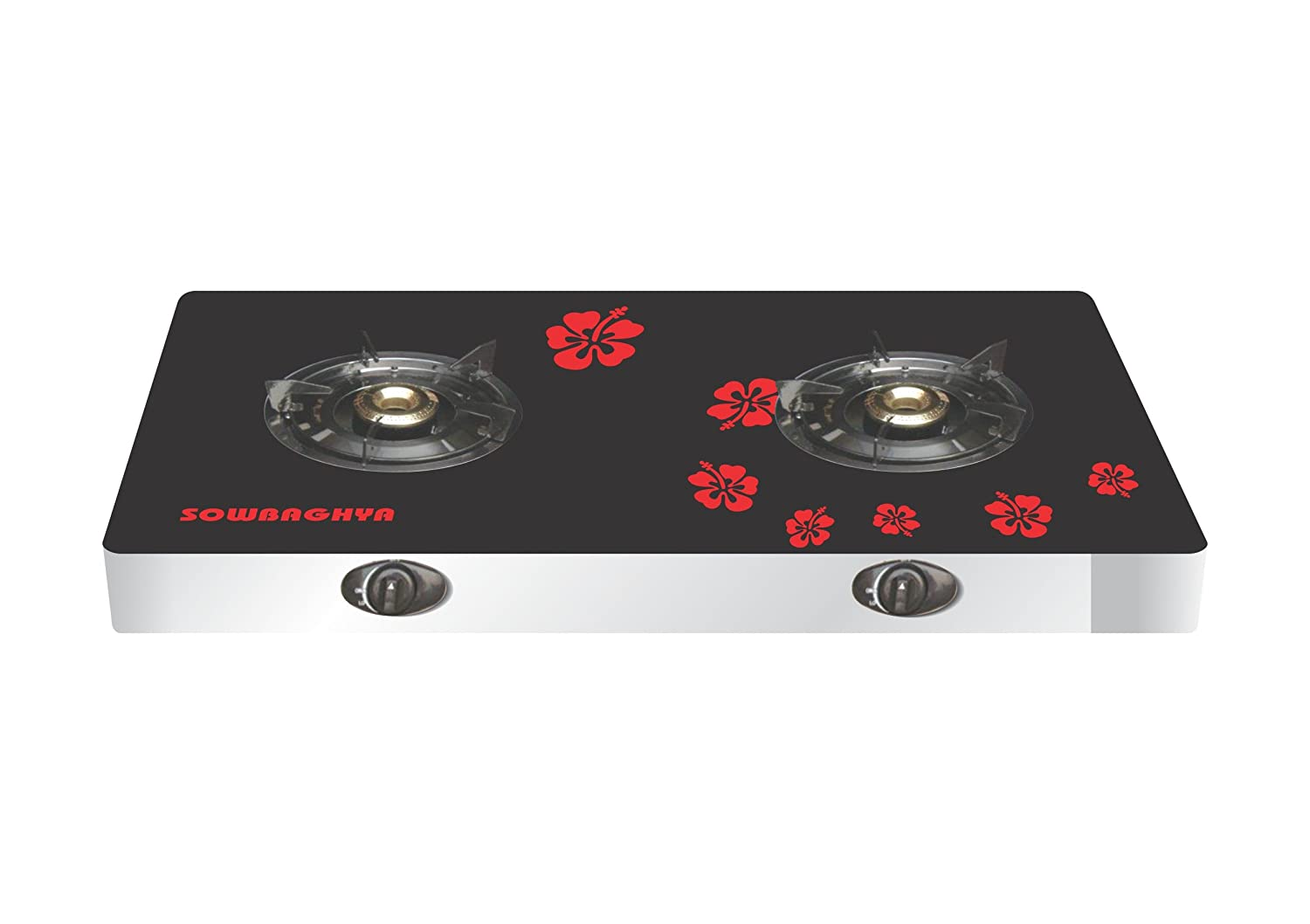 Glass Top Gas Stove In Flipkart