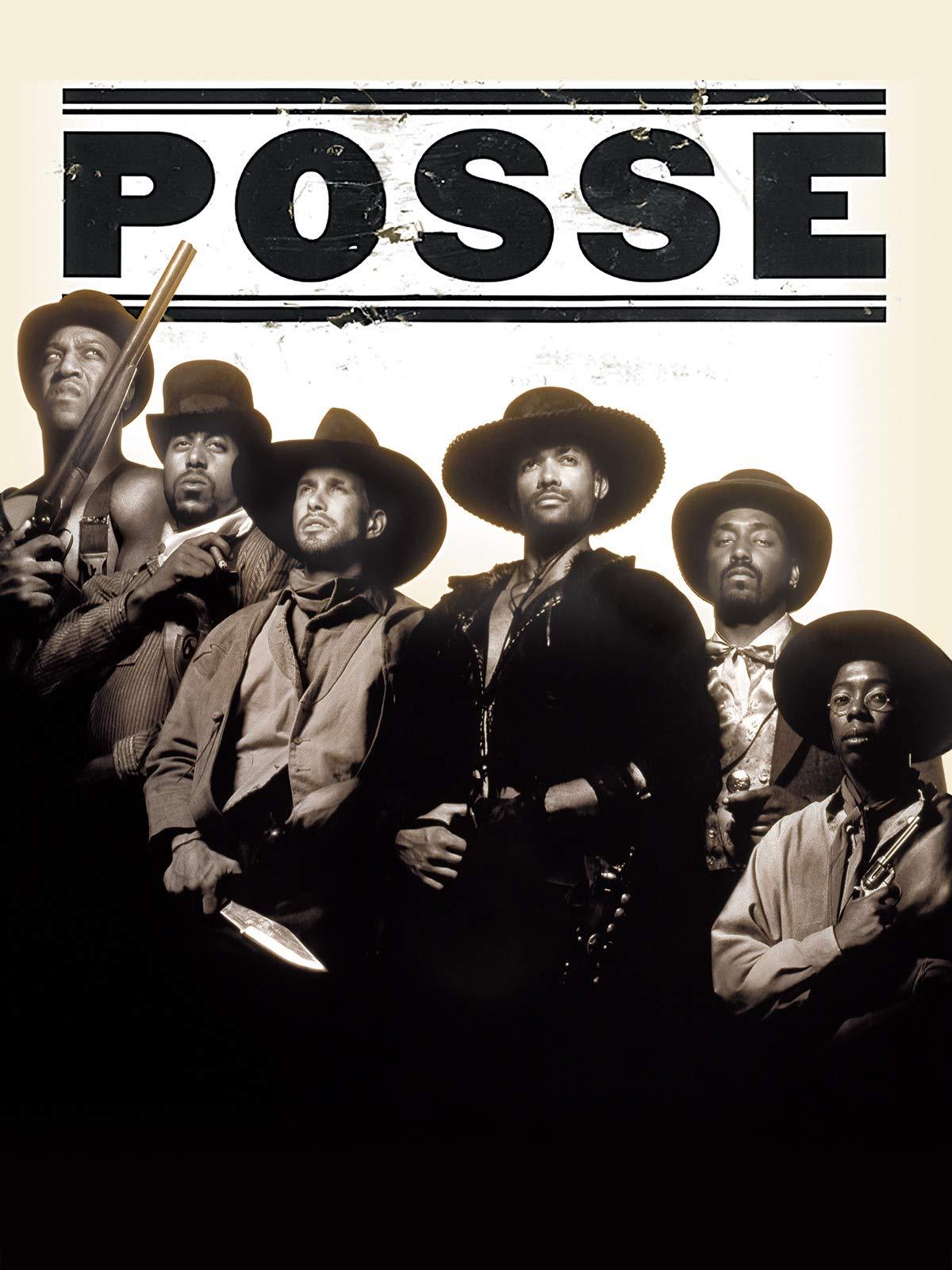 Posse on Amazon Prime Video UK