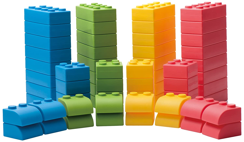 WePlay KC0004 – Q-Blocks, 64-teilig günstig kaufen
