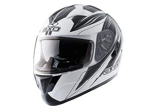 AXO mS1P0012 kW casque goblin, taille xS (noir/blanc)