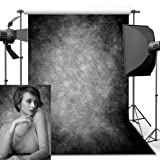 econious Photography Backdrop, 5x7 ft Retro Art Blue Grey Portrait Backdrop for Studio Props Photo Backdrop (Color: Retro Art Blue Grey, Tamaño: 7x5ft)