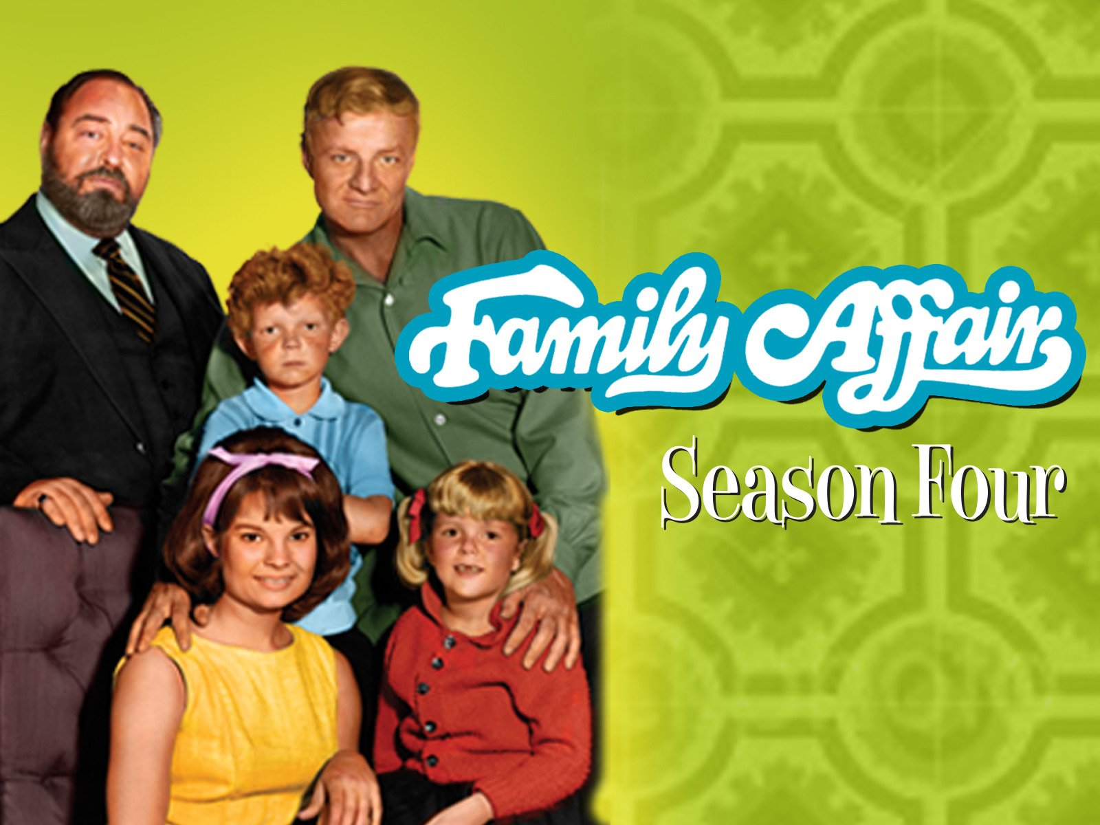 Family Affair - Season 4