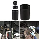 Ball Joint Service Adapter for Jeep/Dodge (Tamaño: 4 PCS Removal tool kit)