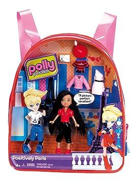 Polly Pocket - W5959 - Mini-Poupée - Positively Paris
