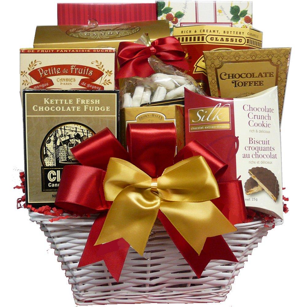 Arte de cestas de presente da apreciação O Cookie Vida Doce, doces, lanches e deleites