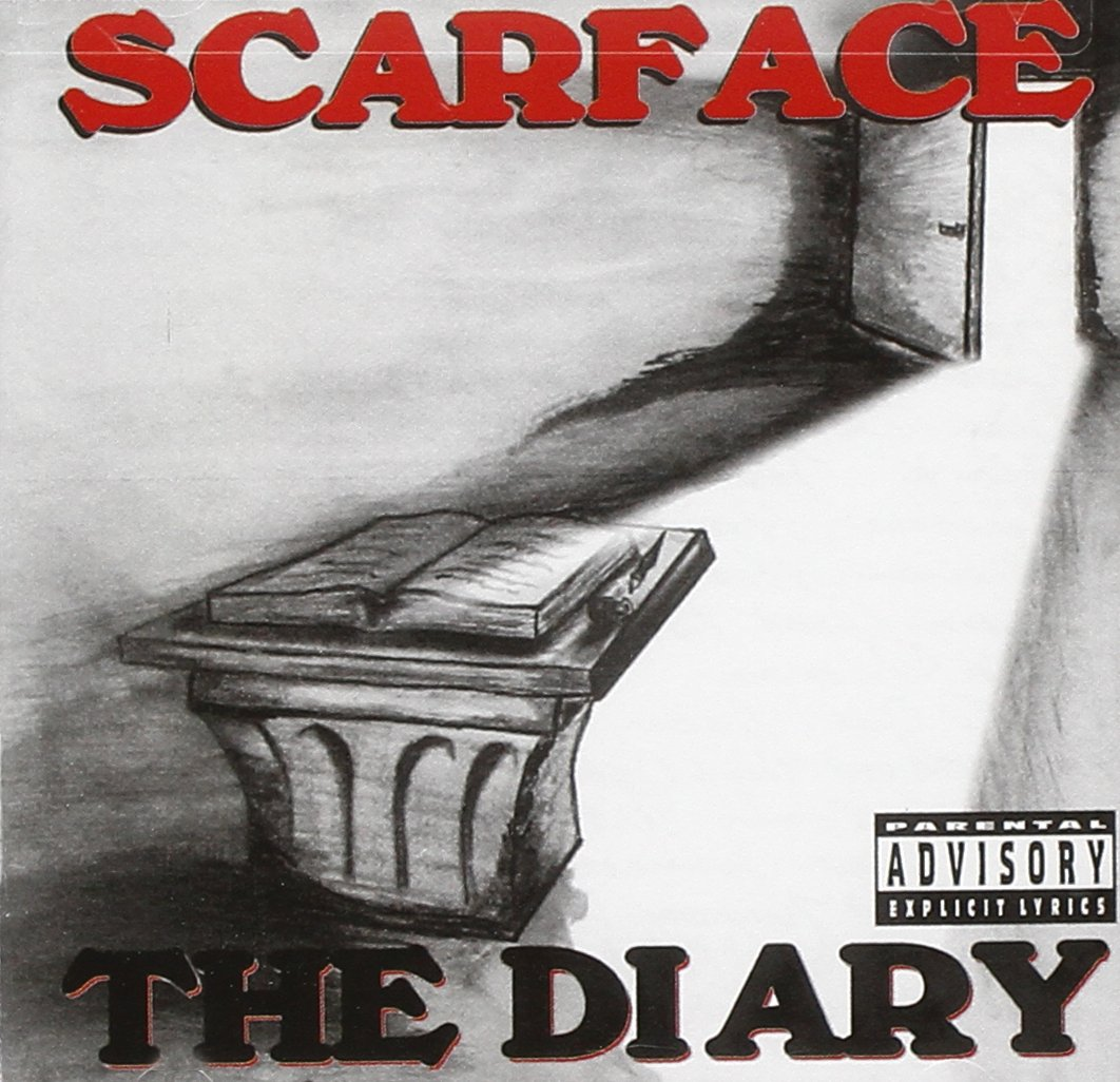Scarface  - The Diary (Album) [1994] [M4A AAC]