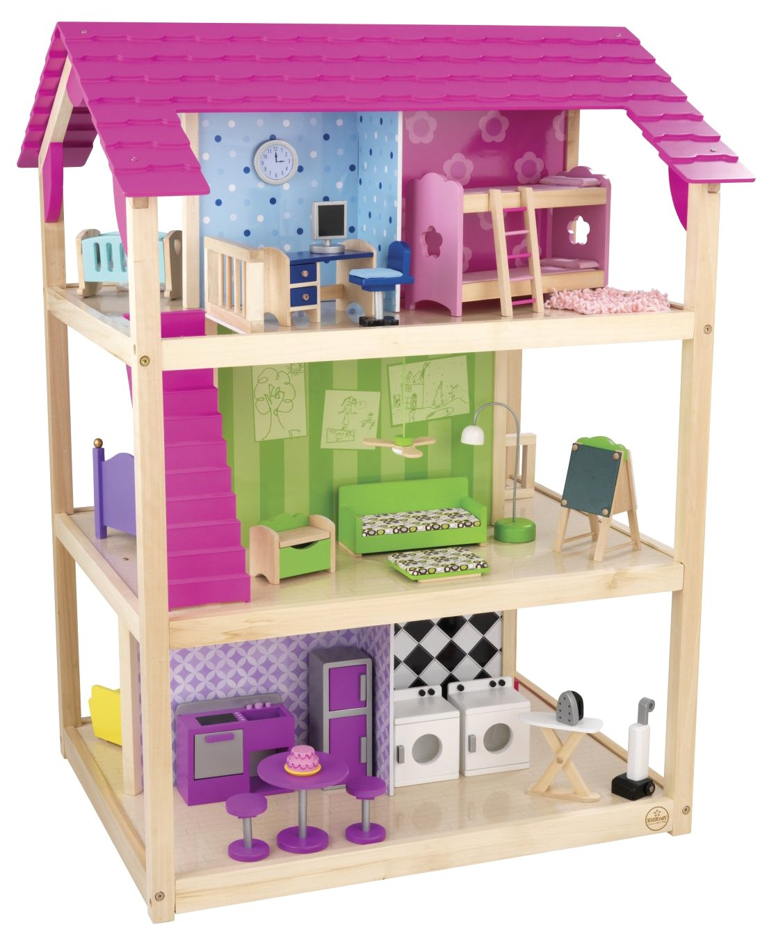 Best Dollhouses For Little Girls Trying Out Toys