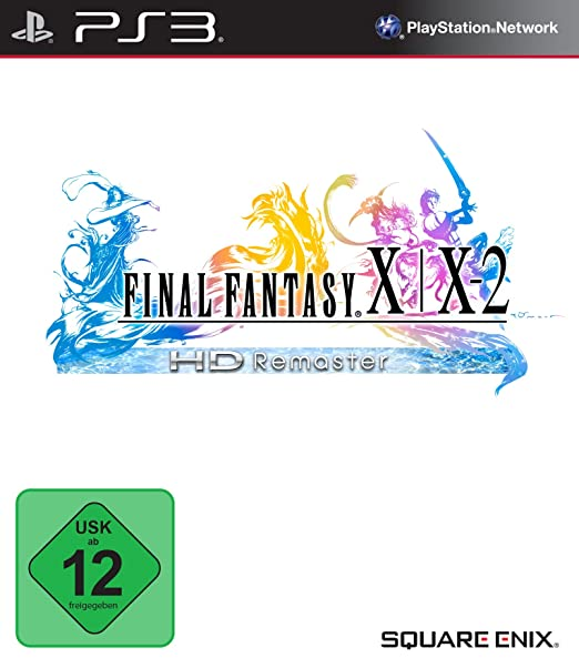 Final Fantasy X/X-2 HD Remaster, PS3