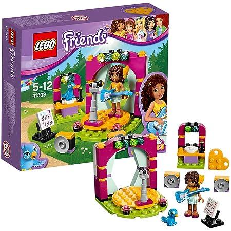 LEGO - 41309 - Friends - Jeu de construction - Le Duo Musical d'Andréa