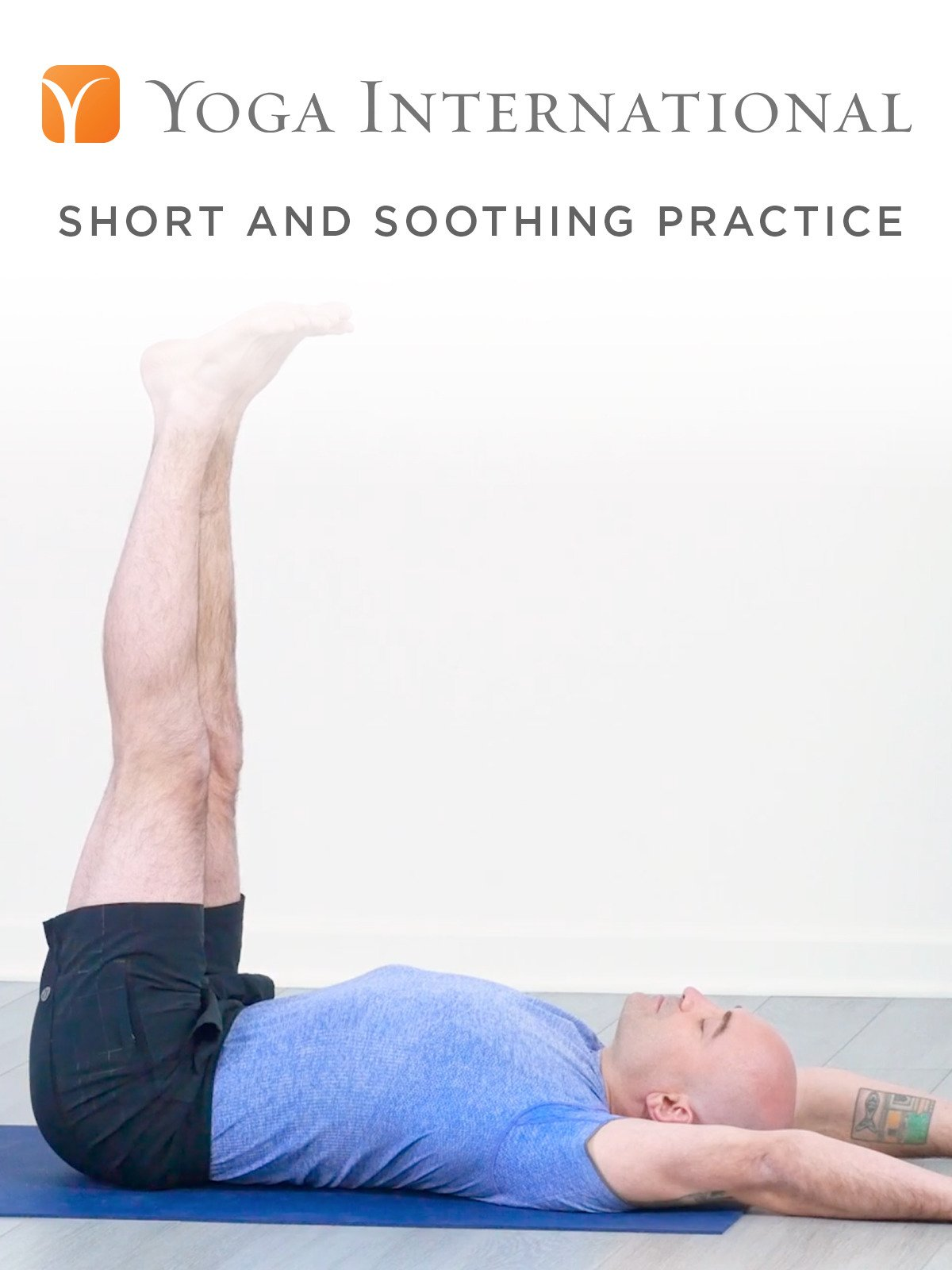 Short and Soothing Practice on Amazon Prime Video UK