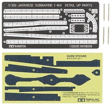 Tamiya - 12628 - Accessoire Pour Maquette - Set Détails I 400