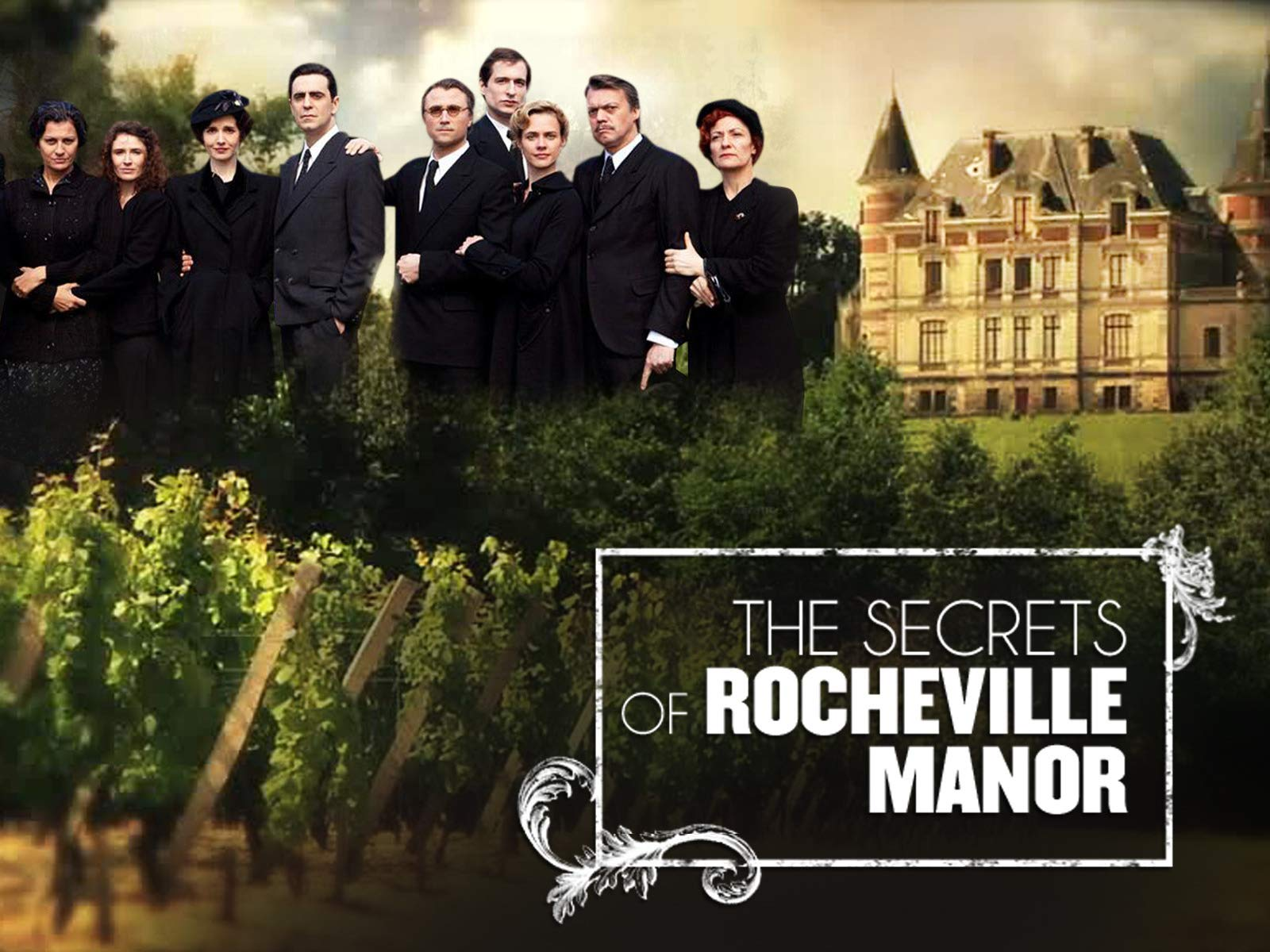 The Secrets of Rocheville Manor