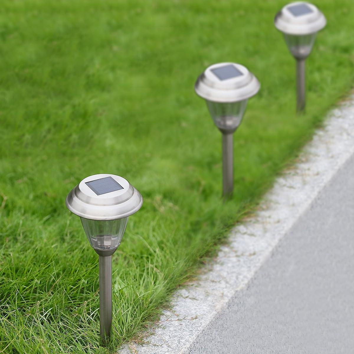 Solar Pathway Lights Outdoor