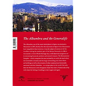 Alhambra and the Generalife: Official Guide