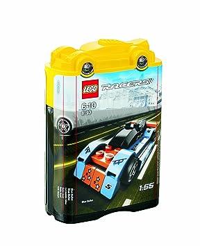 LEGO - 8193 - Jeu de Construction - Racers - Le Bolide - Bleu