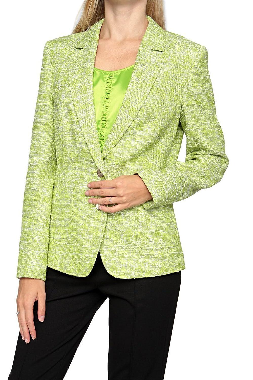 Basler Damen Blazer MODERN ART, Farbe: Gruen bestellen