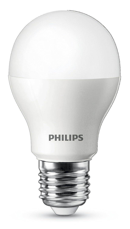 Bombilla de consumo 9,5w, tecnología LED