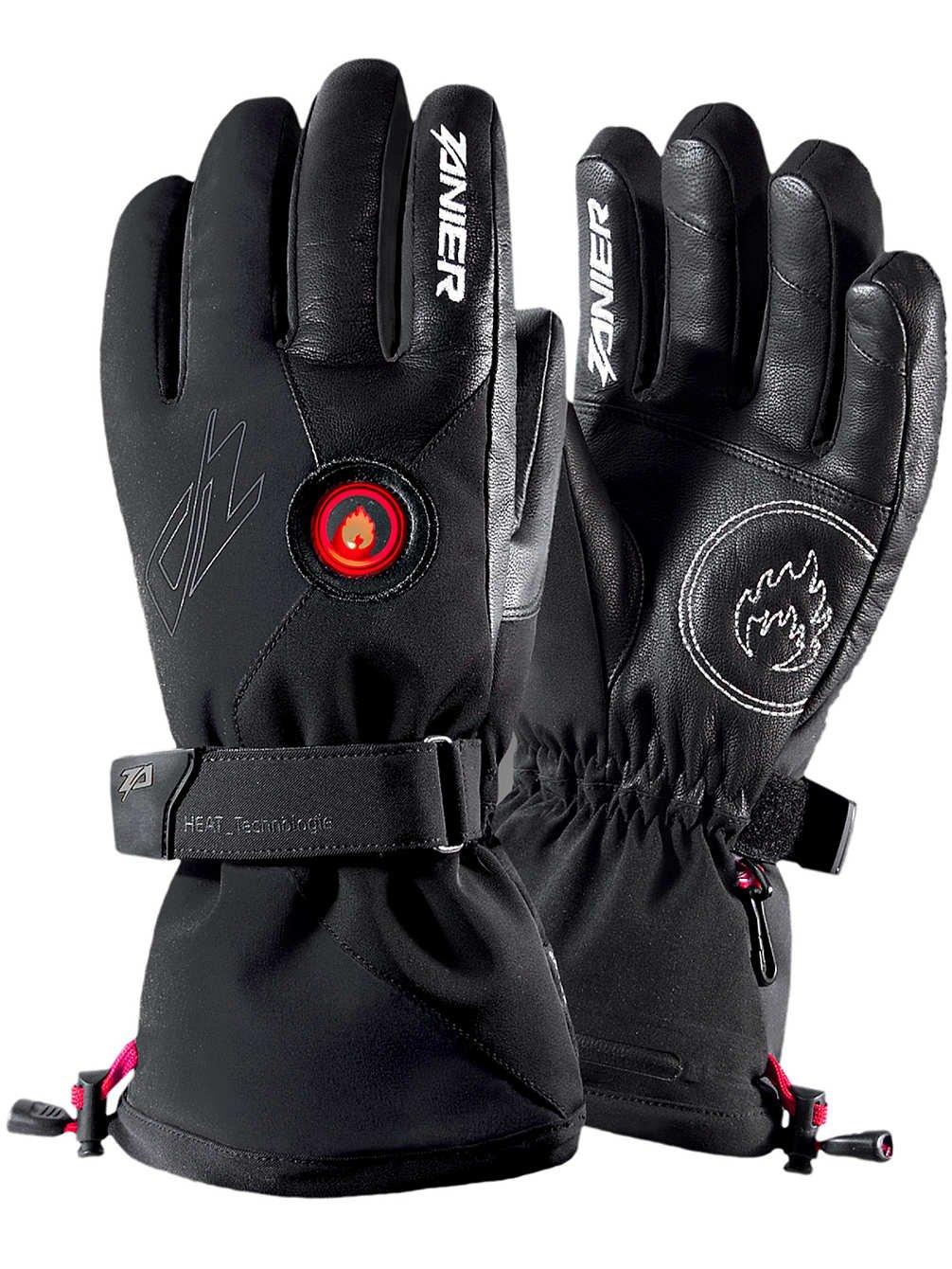 Zanier Herren Handschuhe Heat.GTX