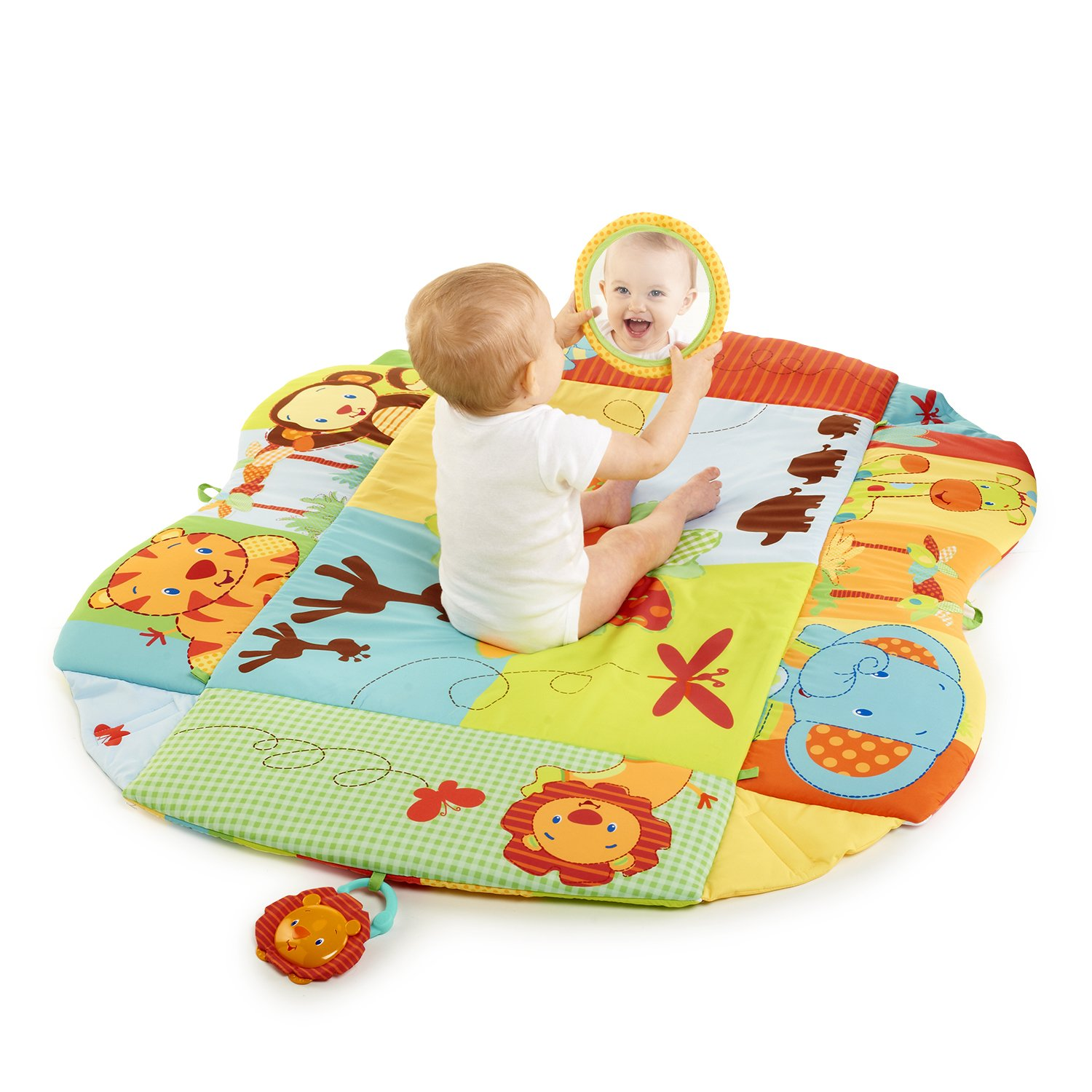 the best baby play mat