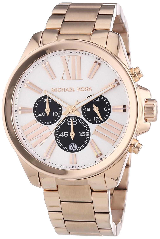 Michael Kors Damen-Armbanduhr Chronograph