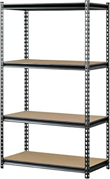 Muscle Rack 4-Shelf Storage Rack