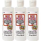 Mod Podge Photo Transfer Medium (8-Ounce Pack 3) (Tamaño: 8-ounce Pack 3)
