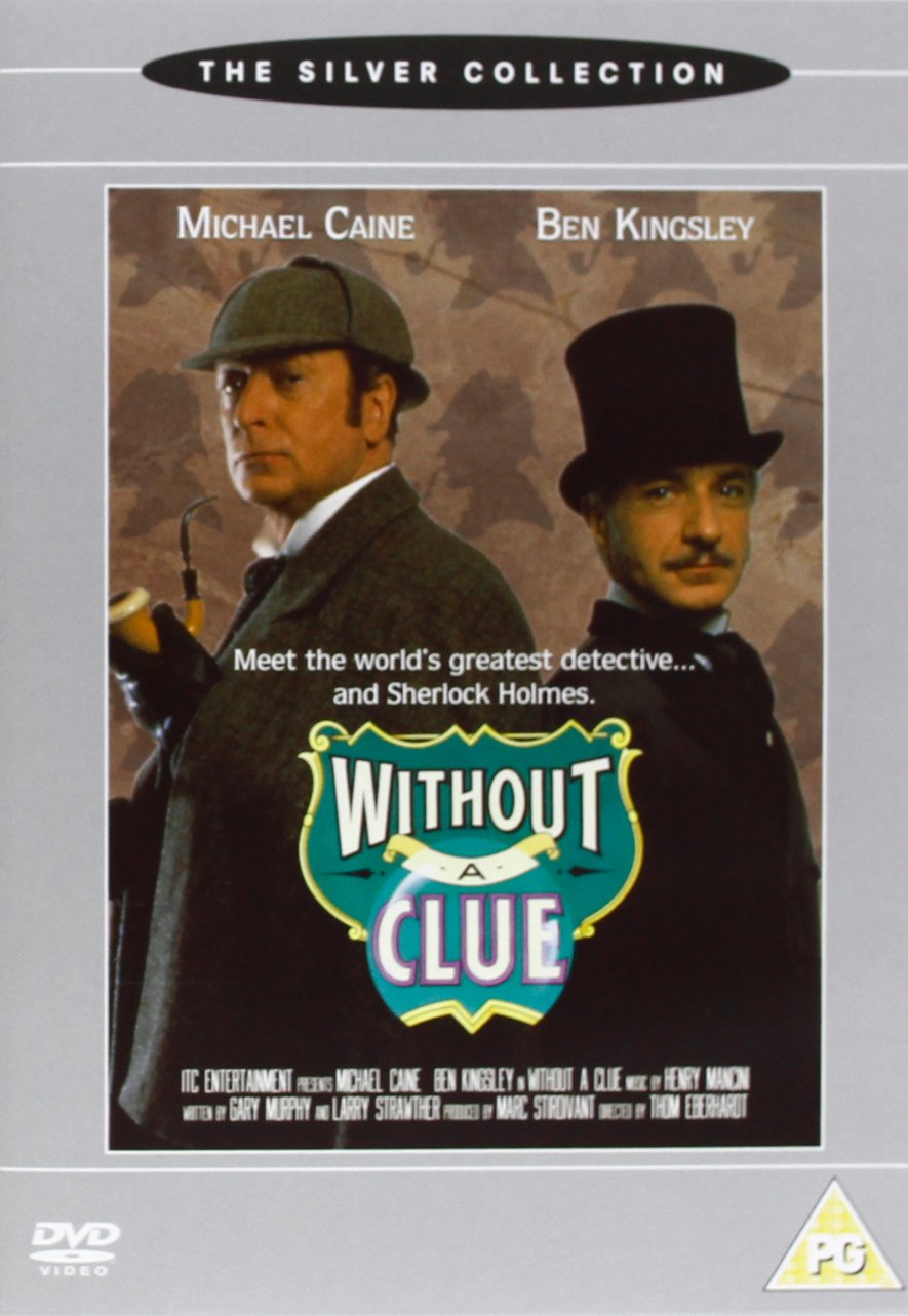 Without a Clue Cover