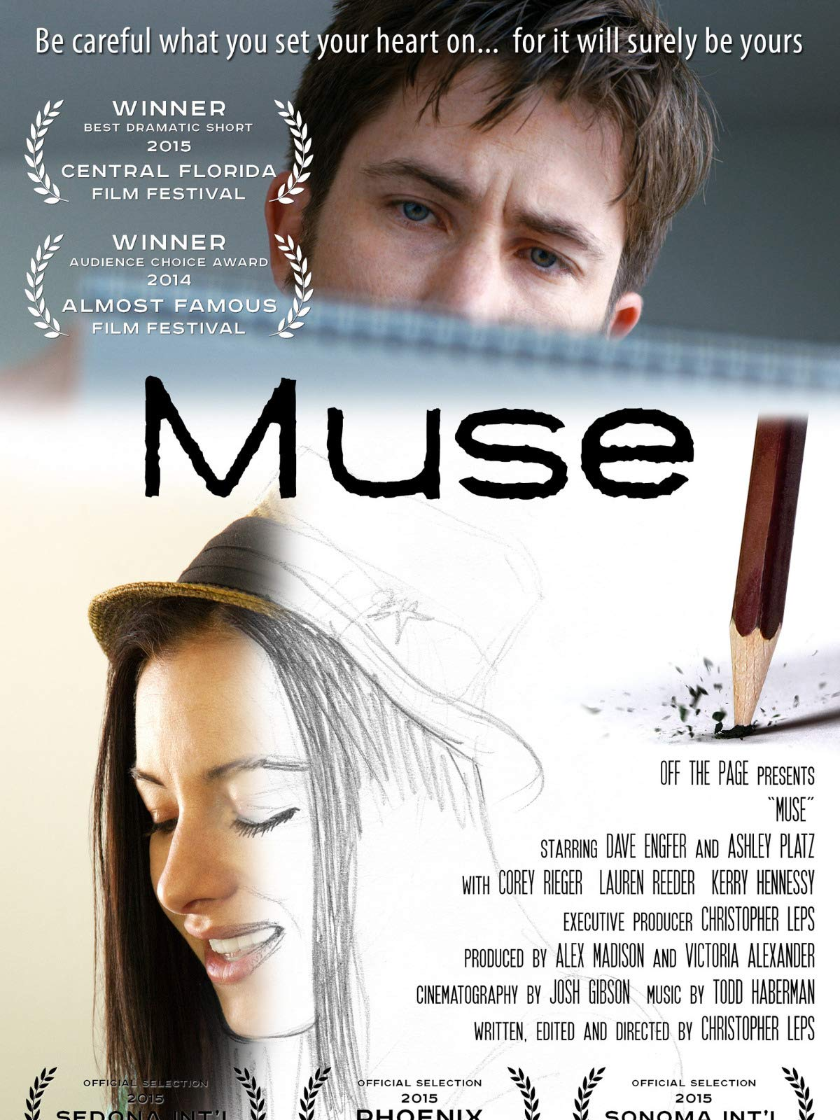 Muse on Amazon Prime Instant Video UK