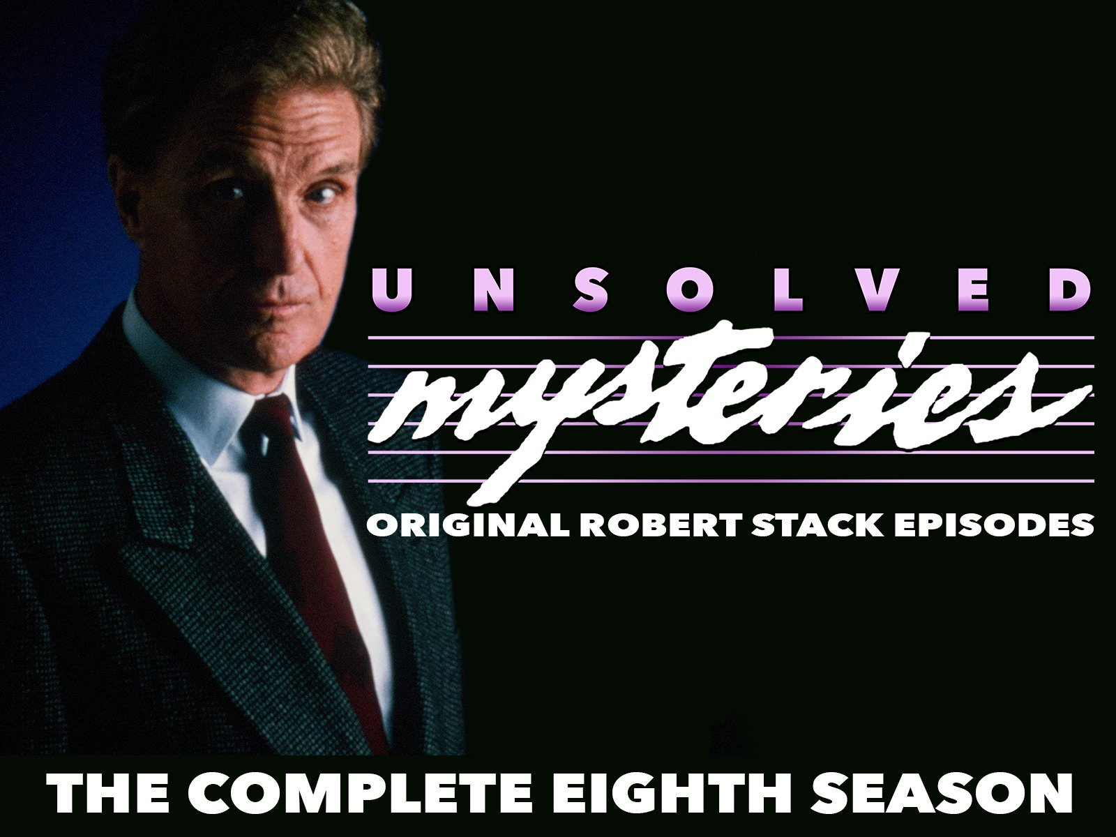 Unsolved Mysteries: Original Robert Stack Episodes - Season 8