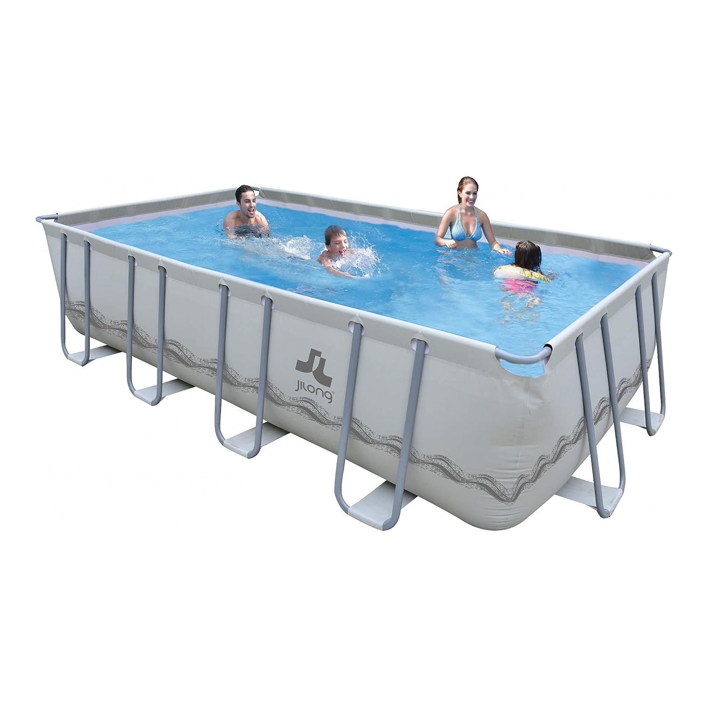 Rechteckigen Pool mistai flat tube 549x305x122 cm günstig kaufen